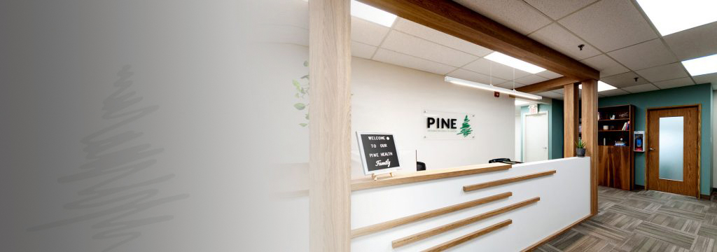 Pine Health office